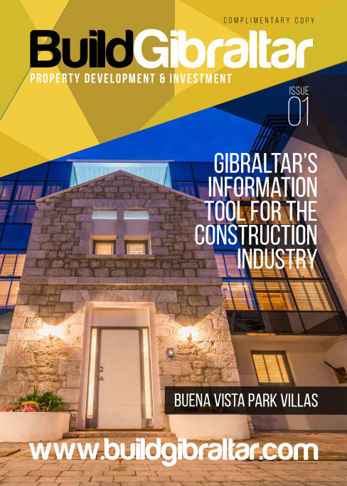 Build Gibraltar Latest Issue